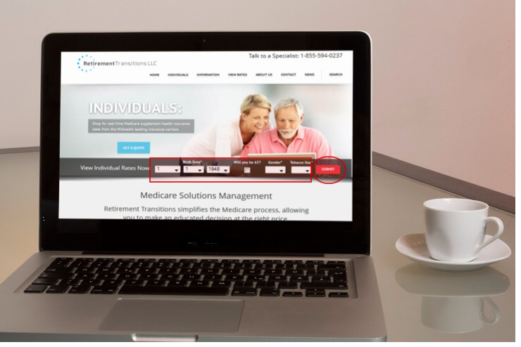 View Medicare Supplement Rates Online Instantly