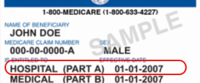 2015 Medicare Part A Cost